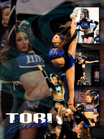 tori yearbook page 6